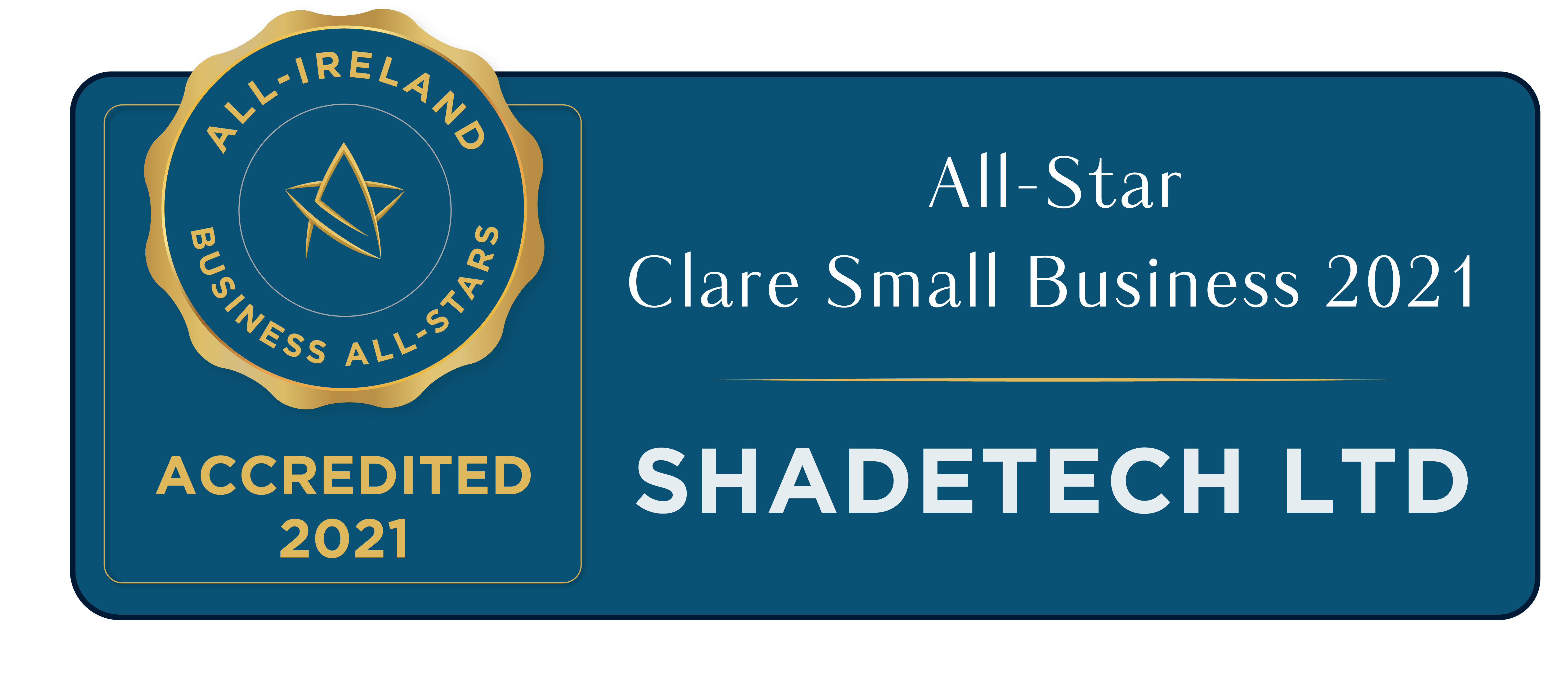Accreditation Logo - ShadeTECH Ltd 03-01